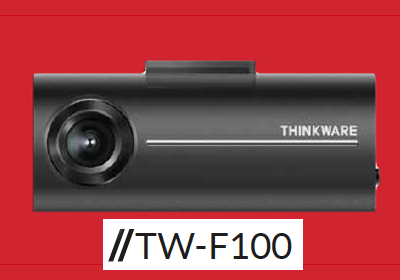 TW-F100 Dash Camera