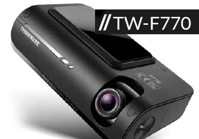 TW-F770 Dash Camera